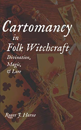 Cartomancy in Folk Witchcraft Divination Magic Lore product image