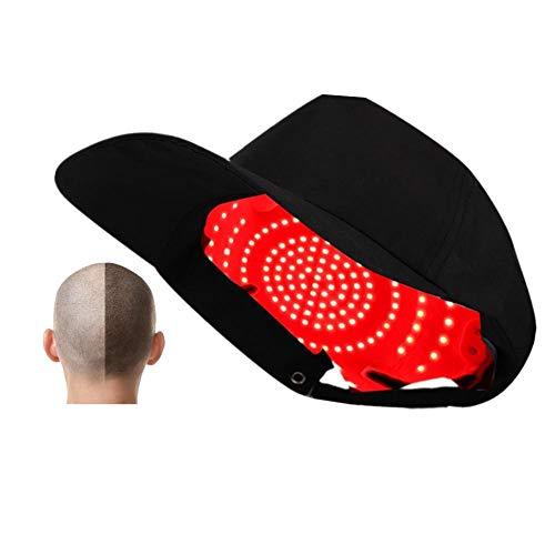 Hair Regrow Cap, Kappe für schnelles Wachstum, 152 Stück Light Chip Loss Boost Hair Growth Color Machine