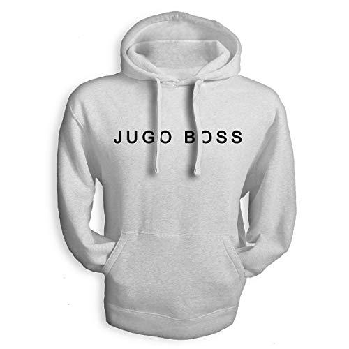 net-shirts Balkan Apparel - Jugo Boss Hoodie, Größe M, Weiss