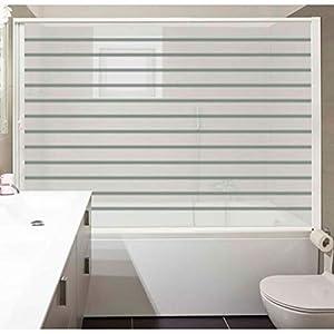 Roll System Mampara Bañera Enrollable. Extensible 150-220 cm Ancho. Puerta Blanca. Aluminio Blanco. Ecológica. Autolimpiable. Marca CE.