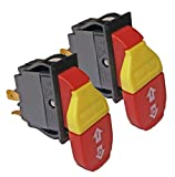 Skil 3310 Table Saw (2 Pack) Replacement Switch # 2610958888-2PK