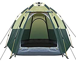 Camping tent for 3 or more people