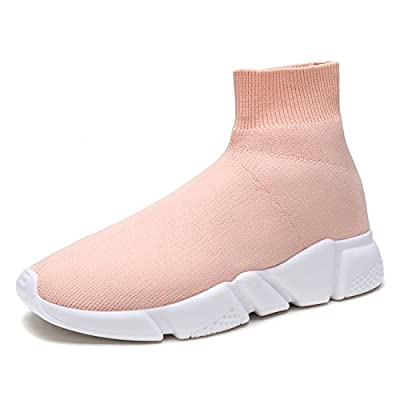 DREAM PAIRS New Fashion Women's Lady Easy Walk Slip-on Light Weight Recreational Comfort Loafer Shoes Sneakers
