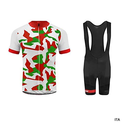 Sports Wear Uglyfrog Ropa Ciclismo Invierno Fleece Warm Para Hombre Ciclismo Maillot Mtb De Manga Larga Y Culotte Pantalones Acolchado 20d Hombre Ropa