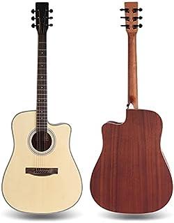 شجرة التنوب الغيتار الصوتية الصلبة topclassical guitarfolk البوب مجموعات الغيتار الجيتار Makfacp Acoustic guitar