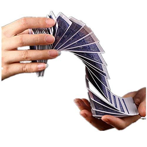 QuickShop Magia Cubierta Eléctrica De Cartas Prank Trick Prop Propagación De Póquer...