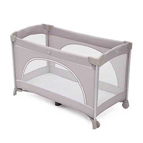 Joie Reisebett Allura 120 inkl. Babyeinhang und Tasche Satellite