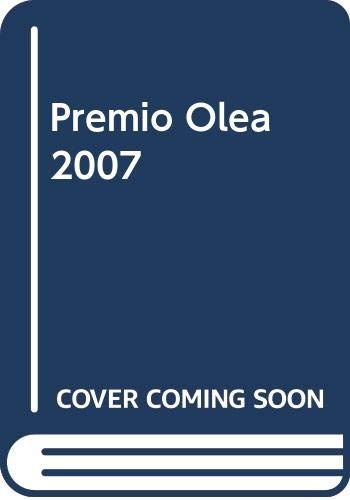 Premio olea 2007