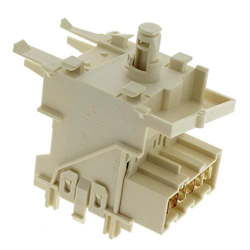 Interrupteur pour Lave-vaisselle Bosch, Lave-vaisselle Siemens, Lave-vaisselle Neff, Lave-vaisselle Gaggenau, Lave-vaisselle Airlux, Lave-vaisselle Vi