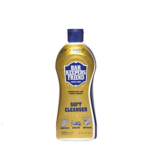 Bar Keepers Friend Bar Keepers Friend Soft Cleaner Premixed Formula, Citrus, 26 Ounce (Pack of 2)