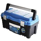 SECOTEC® Werkzeug Transportbox Werkzeugkasten Werkzeugbox Werkzeugkoffer Werkzeugkiste 22'