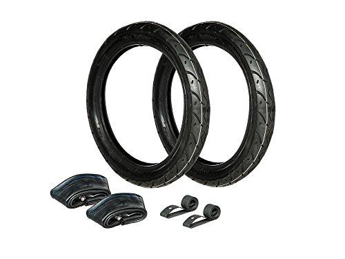 AKF Set: 2x Reifen 2.75 x 16 Vee Rubber VRM 099R + 2x Schläuche + 2x Felgenband