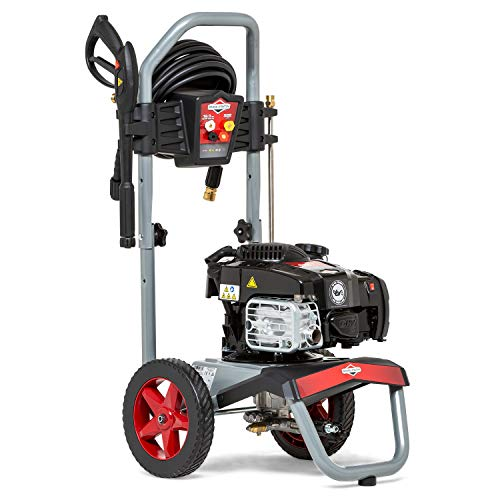 Briggs & Stratton 020738 ELITE 2800 Petrol Pressure Washer 2800 PSI/193 Bar, Briggs & Stratton...