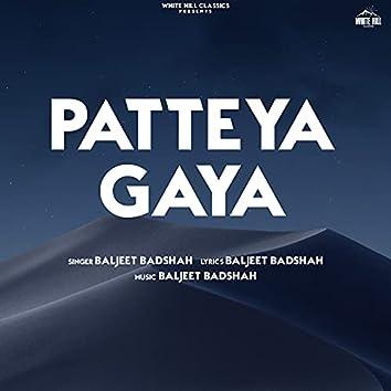 Patteya Gaya