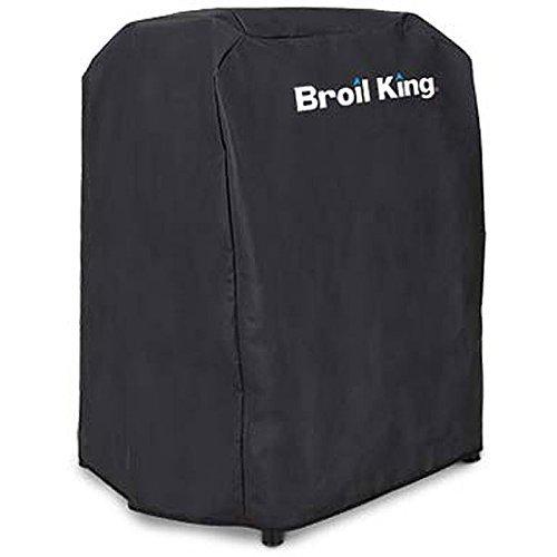 Broil King Grill-/Grillzubehör, Schutzhülle Gem 320 mit abgeklappten Seitenablagen, edelstahl, 5 x 5 x 5 cm, 67420