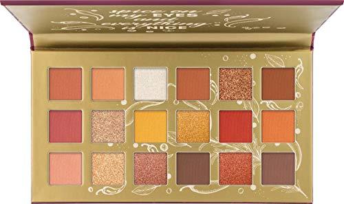 Essence Spice it up! Eyeshadow Palette Nr. 01 spice up your eyes! Inhalt: 18g Lidschattenpalette