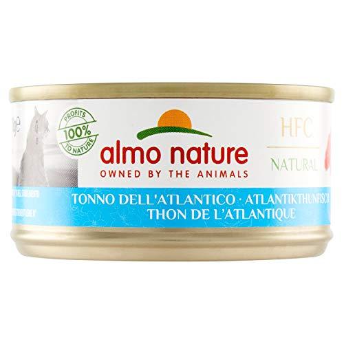almo nature Chat Thon de l'Atlantique 70 g
