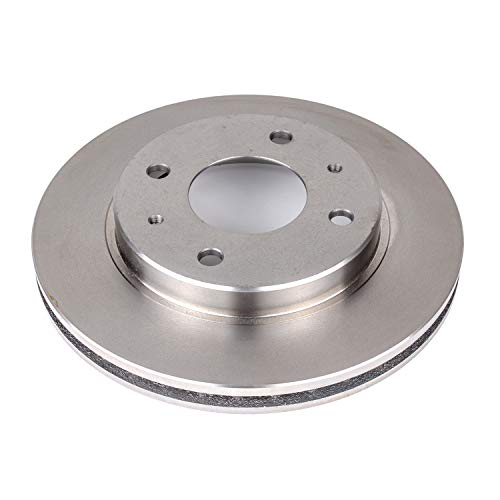 Power Stop JBR1763 Autospecialty Stock Replacement Front Brake Rotor