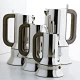 Alessi Espresso Coffee Makers Espresso Coffee Maker 3 Cup 7'