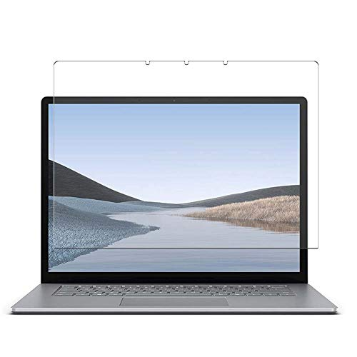 Vaxson 2 Unidades Protector de Pantalla Anti Luz Azul, compatible con Microsoft Surface Laptop 3 15' [No Vidrio Templado] TPU Película Protectora
