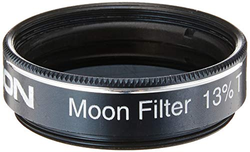 Orion 05662 1.25-Inch 13 Percent Transmission Moon Filter (Black), Single