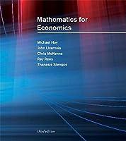 Mathematics for Economics, third edition (The MIT Press)