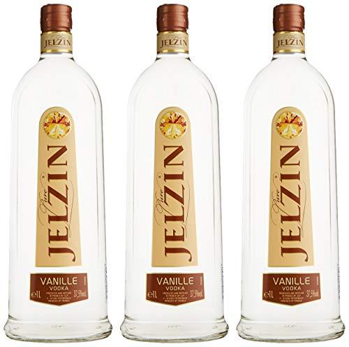 Jelzin Vodka Vanille (3 x 1 l)