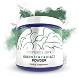 Green Tea Extract Powder 125 Grams (Minimum 45% EGCG Content)   Supports Healthy Metabolism and Cardiovascular Health