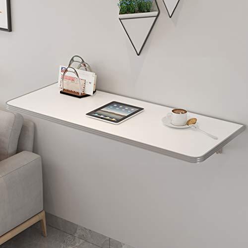 Outech Wandklapptisch Holz Modern, Klapptisch Wandtisch Schreibtisch, Kindermöbel 3 Farben