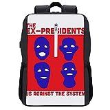 The Ex Presidents Us Against The System Point Break Mochila para portátil con puerto de carga USB