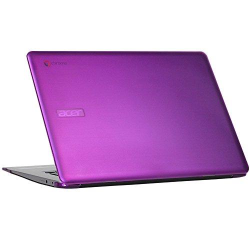 mCover Carcasa rígida solo para Acer Chromebook de 15,6 pulgadas, serie CB515 (no compatible con las series C910/CB5-571/CB3-531 de 15,6 pulgadas, color morado