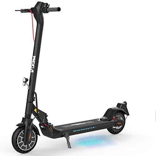 MARKBOARD Trottinette Electrique Scooter électrique 8.5 '350W Batterie 7,5 Ah avec Fonction app, Deux Modes de Vitesse, Scooter Urbain Pliant