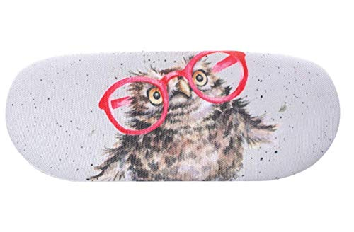 Wrendale Designs Spectacular Glasses Case Owl