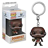 Llavero Pop Overwatch DOOMFIST...