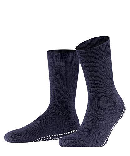 FALKE Unisex Socken, Homepads SO- 16500, Blau (Marine 6120), 39-42
