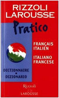 Dizionario Larousse pratico français-italien, italiano-francese