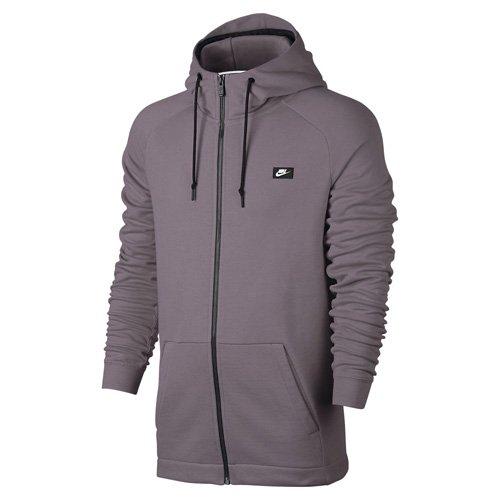 Nike M NSW Modern Hoodie FZ FT, Felpa Uomo, Elemental Rosa, XL