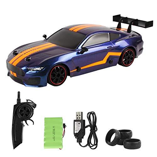 Bascar Coche teledirigido RC Drift Coche teledirigido 4WD 2.4G 4WD mando a distancia Drift...