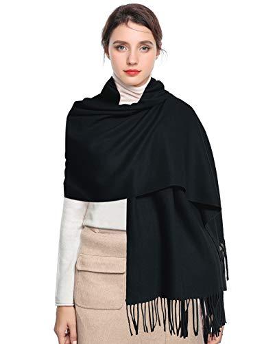 zalando zwarte sjaal