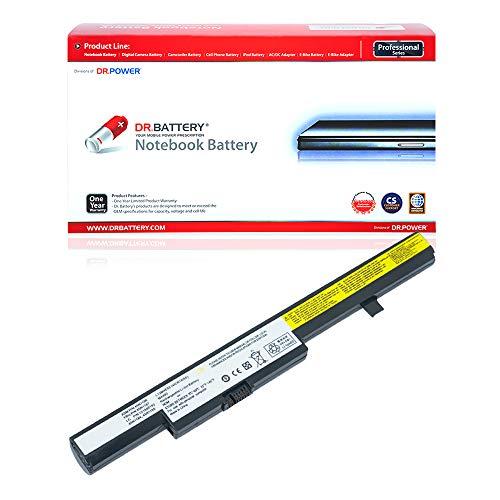 Dr. Battery Laptop Battery for Lenovo L13M4A01 L13L4A01 L13S4A01 121500242 IdeaPad B40-30 B40-45 B40-70 B50-30 B50-45 B50-70 N40-30 N40-45 N40-70 N50-30 N50-45 N50-70 [14.4V/2200mAh/32Wh]