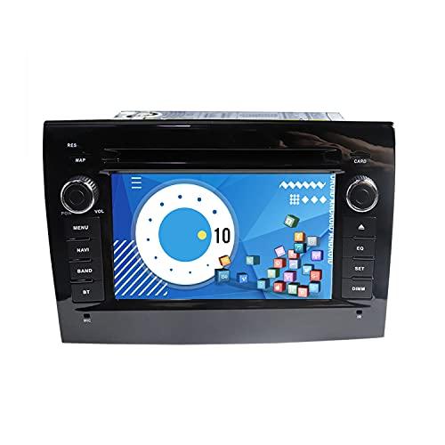 ZWNAV Für Fiat Ducato Citroen Jumper Für Peugeot Boxer 2006+ Android Multimedia Player Bildschirm Auto Dash Video Audio Radio Empfänger GPS Navigation Head Unit Auto Stereo (2 DIN, 2G 16G DSP Carplay)