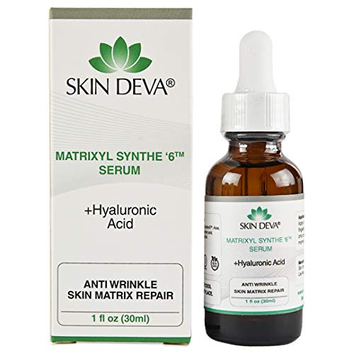 Matrixyl Synthe '6 Serum with Hyaluronic Acid - Skin Deva - 1 fl oz