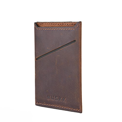 Wallets for Men - Mens Wallets - Slim Front Pocket Card Holder Sleeve - RFID Blocking (One Size,...