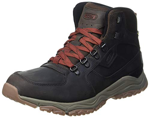 KEEN Innate Leather Mid WP Chestnut/Fired Brick 9.5 D (M)
