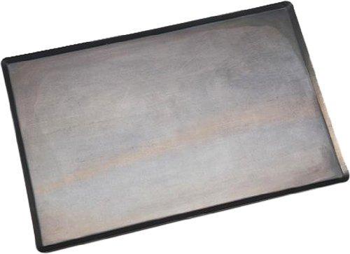 Matfer - 310104 - Plaque de cuisson en acier noir