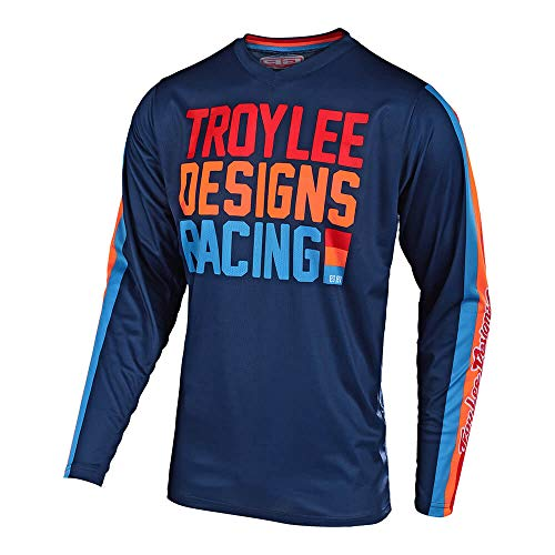 Troy Lee Designs Jersey GP Air Blau Gr. S