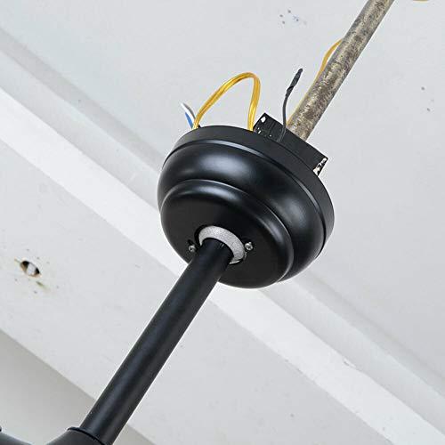 unknown generic Ventiladores para el techo con lámpara