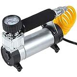 ZYCH Herramienta Bomba de Aire del Neumático Eléctrico 12V 100PSI Portátil Coche Compresor para Inflar con Aire Mini Compresor de Aire para Inflar con Aire de la Bomba 1Ponga Regalo