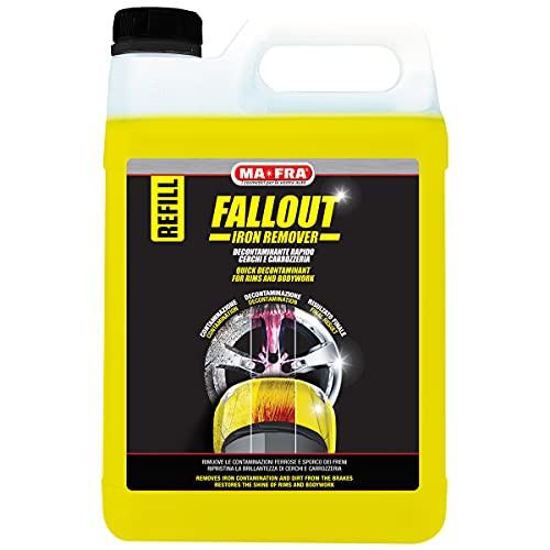 Mafra P1186, Fallout Iron Remover, Elimina Residui Ferrosi d
