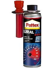 Pattex 1 Limpiador de Inyectores Diesel, Incoloro, Talla Única